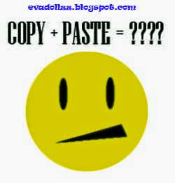 Dilema Copy Paste - Do Or Don't?