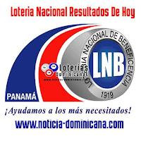 Loteria Nacional Resultados De Hoy de miercolito, dominical