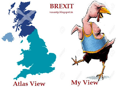 Brexit opinion - the way the world sees UK now