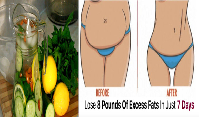 Powerful Natural Drink Will Accelerate Your Metabolism And You Will Able To Lose Weight In Just 7 Days
