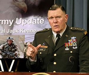 General Jack Keane