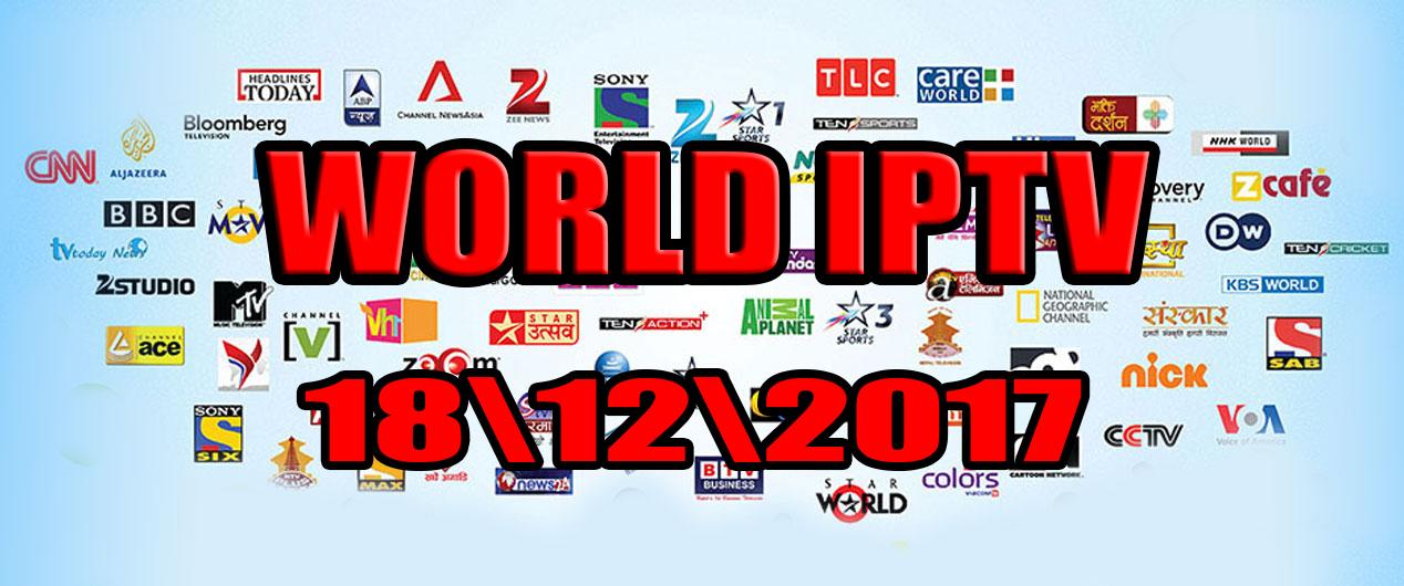 Free IPTV M3u World Channels List 29 04 2018 - Free World