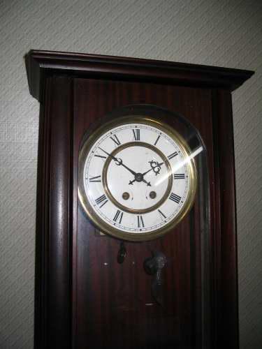 Clock Repair in Kuala Lumpur: Vintage Dutch Wall Clock for Repair