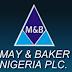 Graduate Medical Sales Rep. at May & Baker Nig. Plc