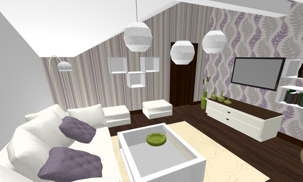 Design interior mansarda Constanta