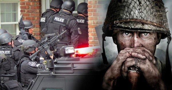 a 28 year old killed by police in the result of swatting prank