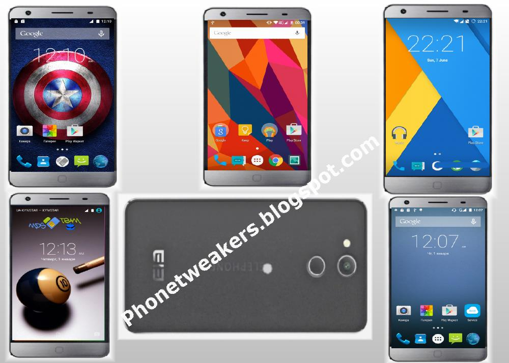 Download][Firmware] Elephone Pioneer P7000 Custom Roms