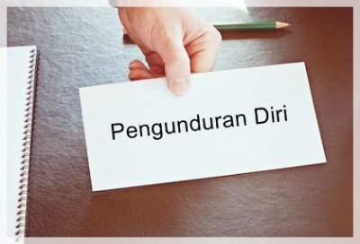 Contoh Surat Pengunduran Diri Kerja Untuk Perusahaan Gudang Contoh