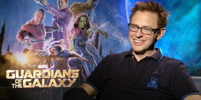 Marvel Studios intenta restablecer a James Gunn para Guardians Of The Galaxy Vol.3