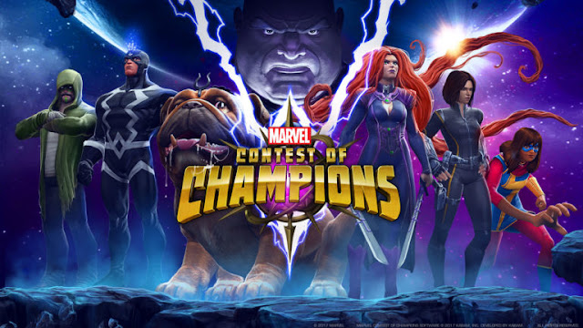 MARVEL Contest of Champions MOD APK 24.2.0