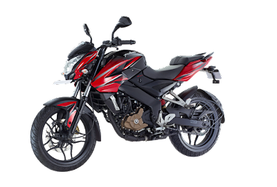 Bajaj Pulsar 200NS side look