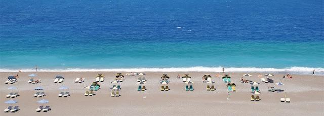 Praia Elli, Rodes