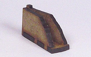 Inward Wedge Trench Section T25-10mm-04