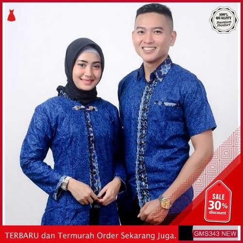 GMS343 ISTHR345C83 Couple Atasan Batik Kantor Khas Dropship SK0667958076