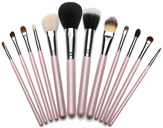 brushes de maquiagem para photoscape