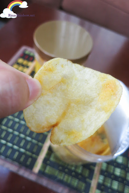 Chips 'n Tub Salted Egg Potato Chips