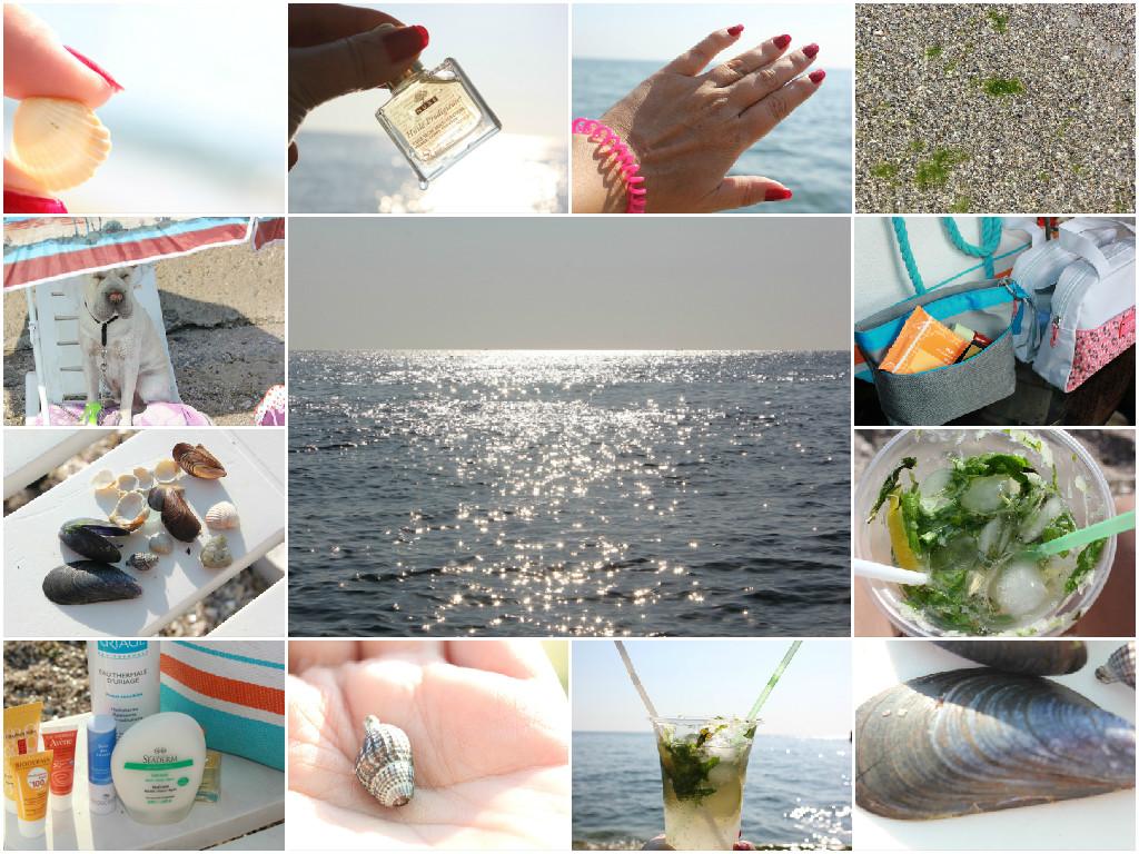 Солнце… море… пляж… и моя дорожная косметичка…
