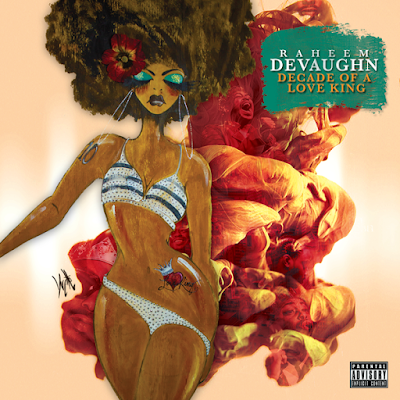 mp3, singer, songwriter, album, new music friday, r&b, r&b/soul, soul, r&b artist, r&b singer, raheem devaughn, decade of a love king, google play, itunes, spotify, streaming, tidal, amazon