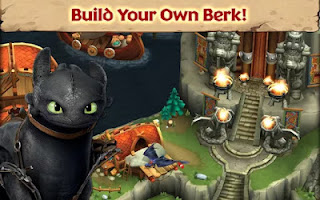 Dragons Rise of Berk latest v1.25.13  free download