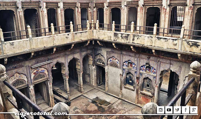 Haveli de Mandawa - India