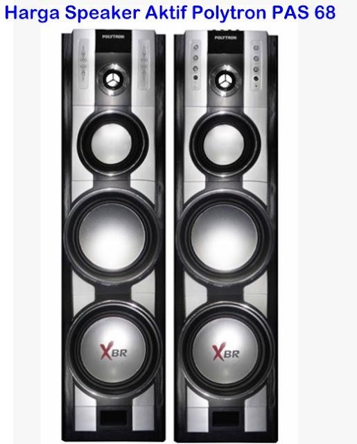 Harga-Speaker-Aktif-Polytron-PAS-68-XBR