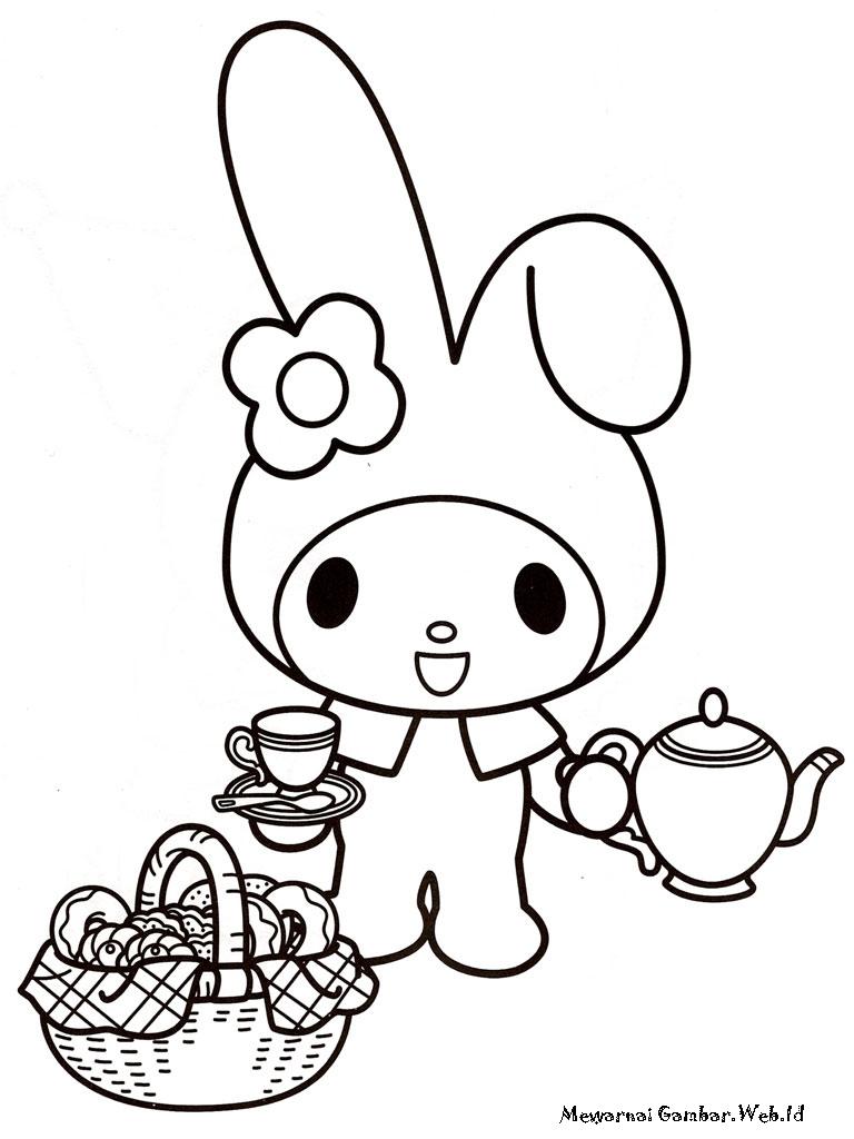 Gambar Lucu Kartun Melody Pos Dp Bbm