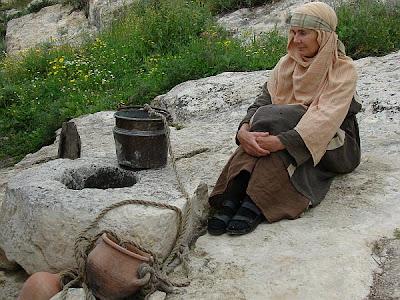 La mujer judía en tiempos de Jesús - ¿Cómo vivía la Virgen María? 2