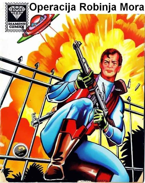 Operacija Robinja Mora - James Bond