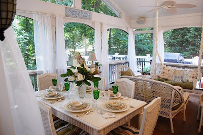 Screened In Porches Will Change Your Summer For the Better. Here's Why: