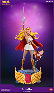 She-ra e Kowl della Pop Culture Shock