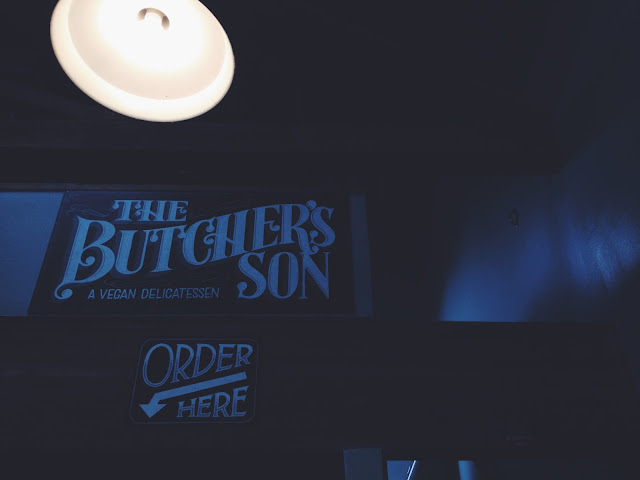 The Butcher's Son (Vegan deli in Berkeley)