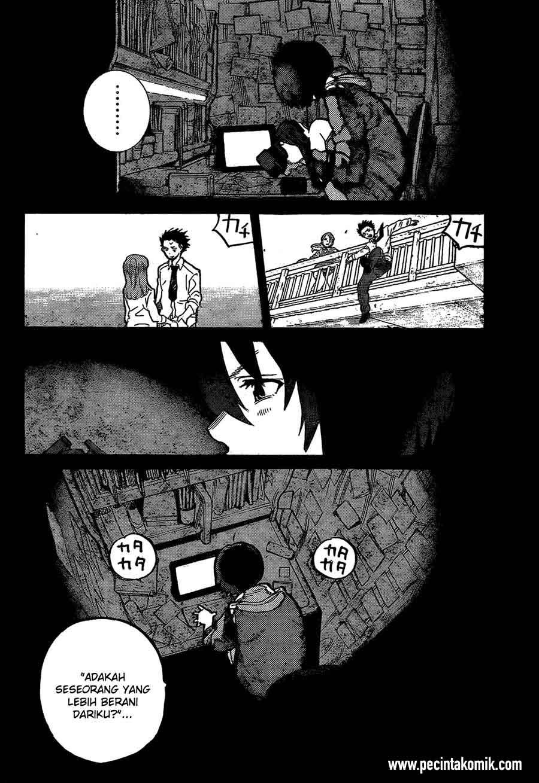 Koe no Katachi Chapter 12-3