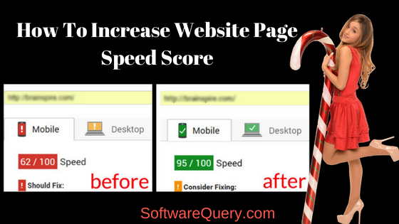 Improve Your Google PageSpeed Insights Score