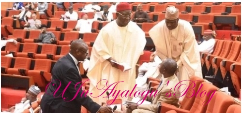 Just in: Senate investigates clash between EFCC, DSS and NIA