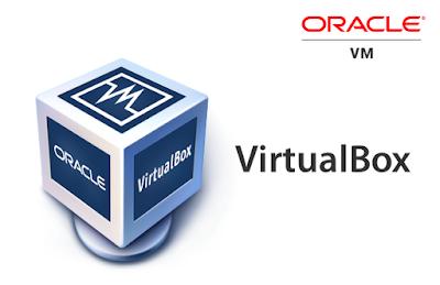 Aplikasi Oracle VM VirtualBox