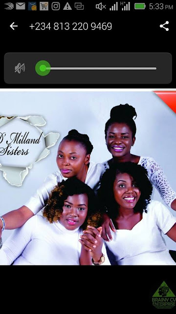 D'milland Sisters. 555