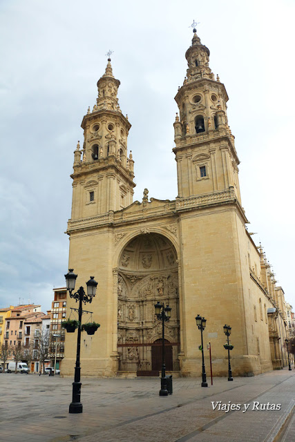 Concatedral de Sta Mª de la Redonda, Logroño