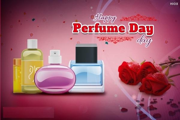 Anti-Valentine Happy Perfume Day messages