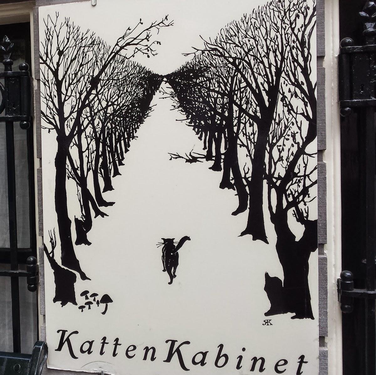 Amsterdam's Cat Museum: KattenKabinet