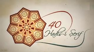 40 hadis-i serif