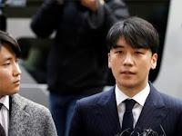 Seungri continúa negando las acusaciones de soborno que involucran al Superintendente Principal Yoon
