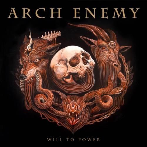 "ARCH ENEMY: Το Εξώφυλλο του νέου album ""Will To Power"""