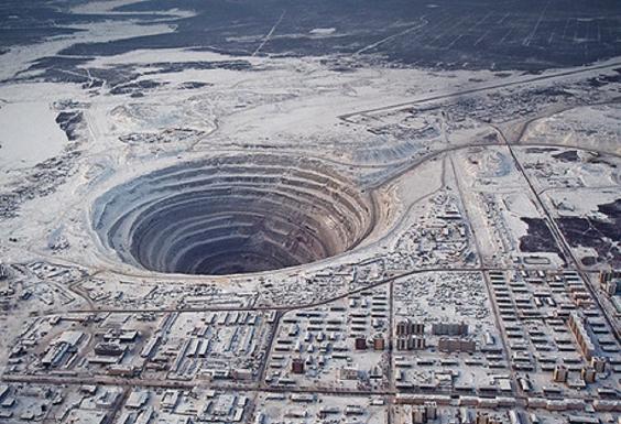 Mengejutkan! Misteri Lubang Neraka Siberia Membuat Ilmuwan Ketakutan!!!