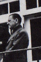 photo of somerset maugham in 1940s