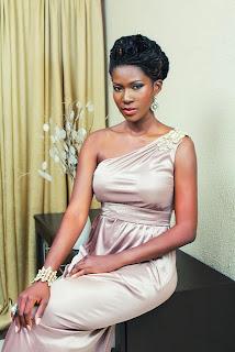 Stephanie Okereke Is New Ambassador For Kanekalon Hair!! 1