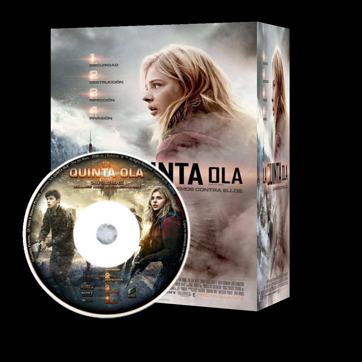 La Quinta Ola | The 5th Wave 2016