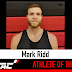 Mark Ridd is the MCAC's Male Athlete of the Week (Week 18)