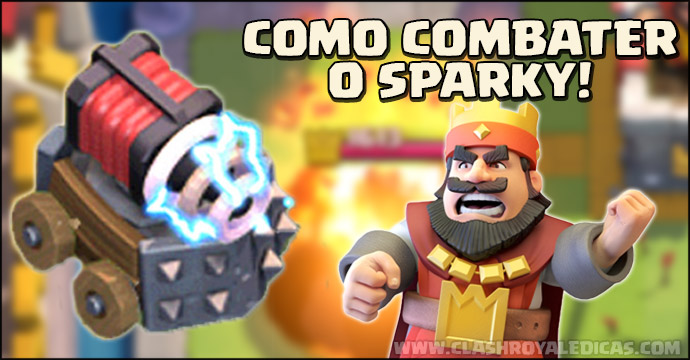 Como combater o Sparky