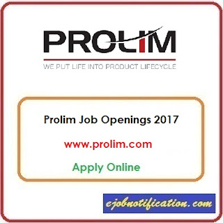 Software Engineer Openings at Prolim Jobs in Bangalore Apply Online
