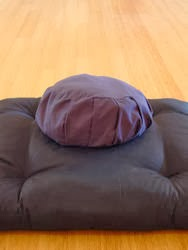 Inflatable Meditation Cushion